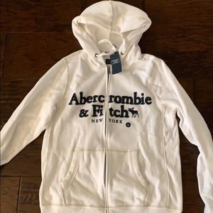 Abercrombie & Fitch soft A&F hoodie